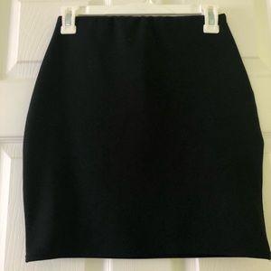 Boohoo mini skirt